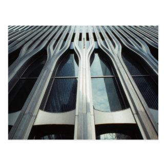米国、ニューヨーク、マンハッタン、世界貿易センター ポストカード