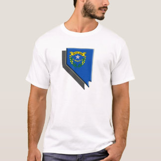 米国: ネバダ Tシャツ