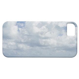 米国、フロリダ、マイアミの海との景色 iPhone SE/5/5s ケース
