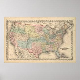 米国 ポスター
