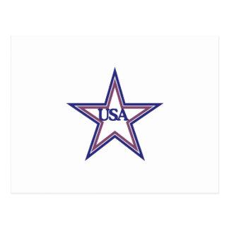 米国 ポストカード