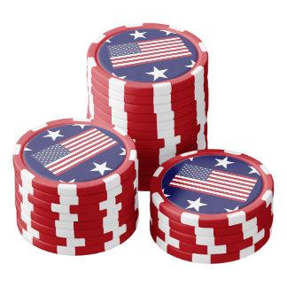 米国 ポーカーチップセット