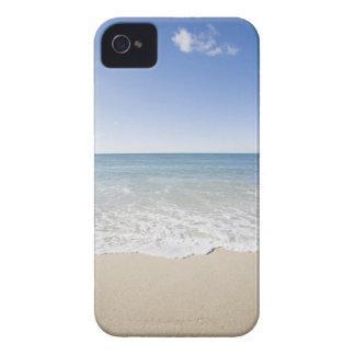 米国、マサチューセッツは砂浜で、振ります Case-Mate iPhone 4 ケース