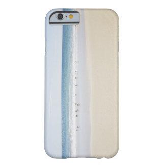 米国、マサチューセッツは、ビーチ3を空けます BARELY THERE iPhone 6 ケース