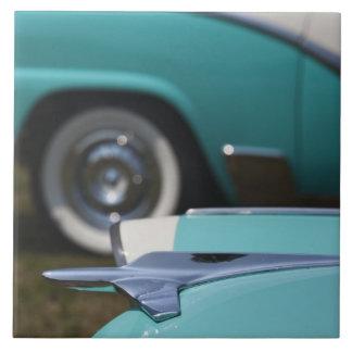 米国、マサチューセッツ、グロスター。 50年代時代フォード タイル