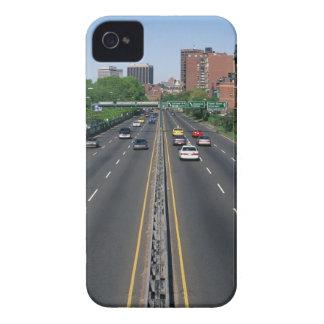 米国、マサチューセッツ、ボストンのStorrowの交通 Case-Mate iPhone 4 ケース