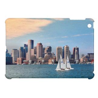 米国、マサチューセッツ。 ボストン水辺地帯のスカイライン3 iPad MINI CASE
