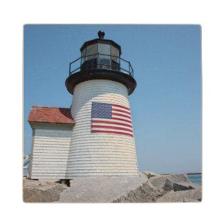 米国、マサチューセッツ、Nantucket。 ブラントポイント ウッドコースター