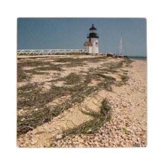 米国、マサチューセッツ、Nantucket。 貝 ウッドコースター