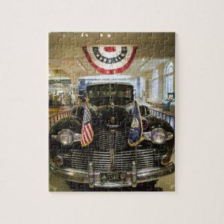 米国、ミシガン州、ディアボーン: ヘンリー・フォード博物館、 ジグソーパズル