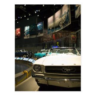 米国、ミシガン州、デトロイト: フォードの弁柄の工場旅行、 ポストカード