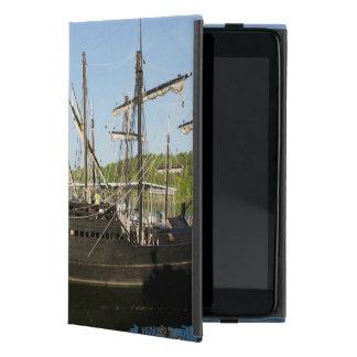 米国、ミシシッピー、テネシー州Tombigbeeの水路 iPad Mini ケース