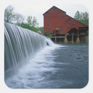 米国、ミズーリ、Ozark郡のRockbridgeの製造所 スクエアシール