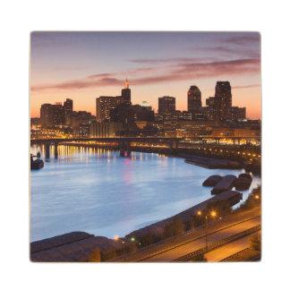 米国、ミネソタ、ミネアポリス、セントポール2 ウッドコースター