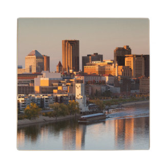 米国、ミネソタ、ミネアポリス、セントポール3 ウッドコースター