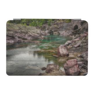 米国、モンタナのグレーシャー国立公園2 iPad MINIカバー