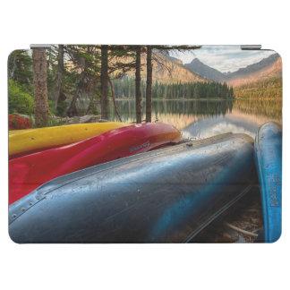 米国、モンタナのグレーシャー国立公園3 iPad AIR カバー