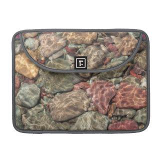 米国、モンタナのグレーシャー国立公園3 MacBook PROスリーブ