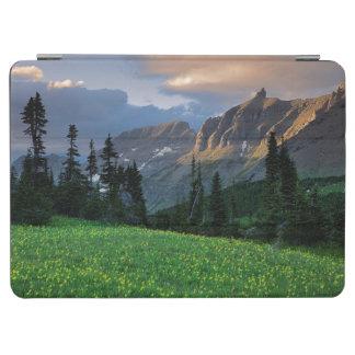 米国、モンタナのグレーシャー国立公園、ローガンのパス iPad AIR カバー