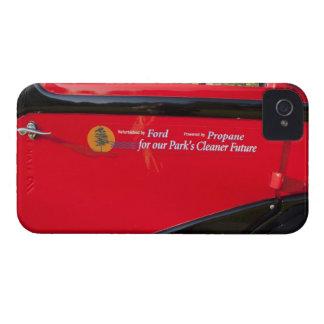 米国、モンタナのグレーシャー国立公園、ヴィンテージ Case-Mate iPhone 4 ケース