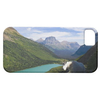 米国、モンタナのグレーシャー国立公園、山 iPhone SE/5/5s ケース