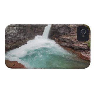 米国、モンタナのグレーシャー国立公園、St Mary Case-Mate iPhone 4 ケース
