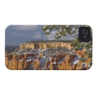 米国、ユタのブライス渓谷の国立公園。 日の出 Case-Mate iPhone 4 ケース