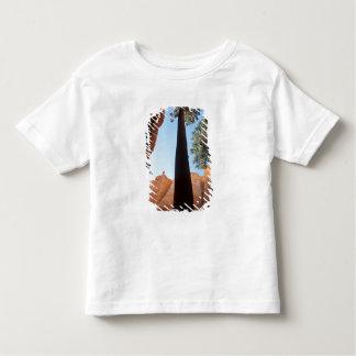 米国、ユタのブライス渓谷の国立公園。 高い トドラーTシャツ