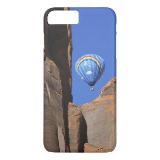 米国、ユタの記念碑の谷。 熱気虹 iPhone 8 PLUS/7 PLUSケース