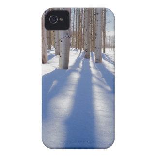 米国、ユタのDixieの国有林、《植物》アスペン Case-Mate iPhone 4 ケース