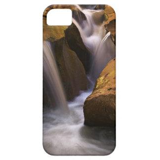米国、ユタ、Escalanteの荒野。 2の滝 iPhone SE/5/5s ケース