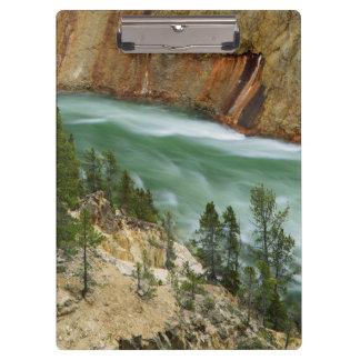 米国、ワイオミングのイエローストーン国立公園 クリップボード