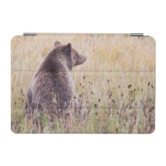 米国、ワイオミングのイエローストーン国立公園、ハイイログマ2 iPad MINIカバー