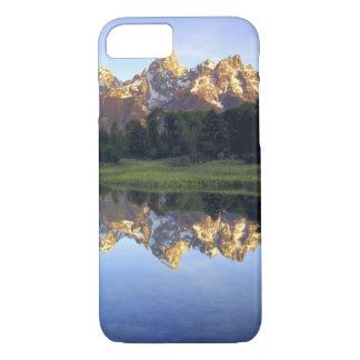米国、ワイオミングのTetonの壮大な国立公園。 壮大 iPhone 8/7ケース