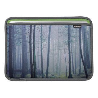 米国、ワシントン州のシャチの島、Moranの州立公園 MacBook スリーブ