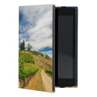 米国、ワシントン州の湖Chelan。 ブドウ園3 iPad Mini ケース