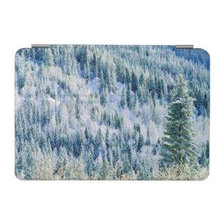 米国、ワシントン州のMt.スポケーンの州立公園、《植物》アスペン2 iPad Miniカバー