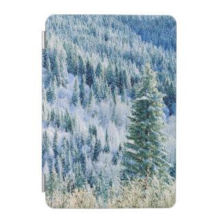 米国、ワシントン州のMt.スポケーンの州立公園、《植物》アスペン iPad Miniカバー