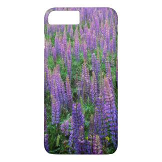 米国、ワシントン州、Clallam郡のLupine iPhone 8 Plus/7 Plusケース
