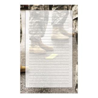 米国、ワシントン州、Issaquah、サーモンピンク日 便箋