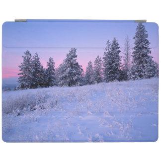 米国、ワシントン州、Spokane郡のBrowne山 iPadスマートカバー