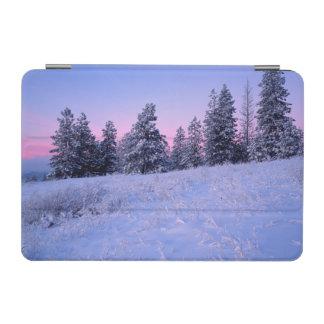 米国、ワシントン州、Spokane郡のBrowne山 iPad Miniカバー