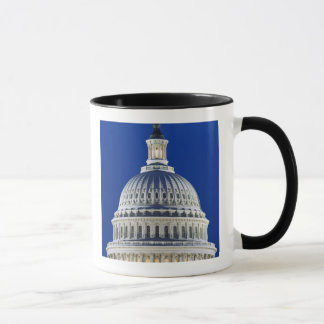 米国、ワシントンD.C.、国会議事堂のD.C. Close-up マグカップ