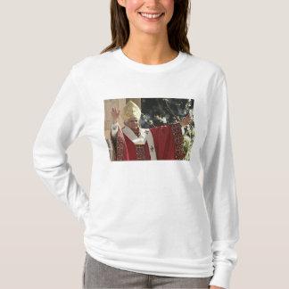 米国、ワシントンD.C.、法皇ベネディクト2 D.C. Tシャツ