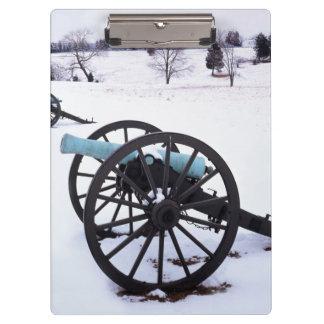 米国、ヴァージニアのManassasの国民の戦場 クリップボード
