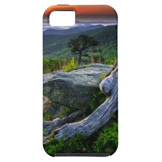 米国、ヴァージニアのShenandoahの国立公園 iPhone SE/5/5s ケース