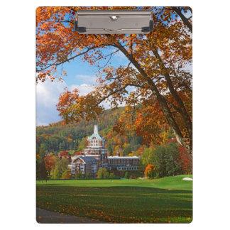 米国、ヴァージニア、Hot Springsの家屋敷 クリップボード