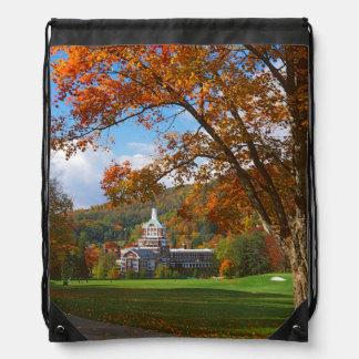 米国、ヴァージニア、Hot Springsの家屋敷 ナップサック