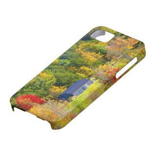 米国、ヴァーモント。 ハイウェー100に沿う秋のfoilage iPhone SE/5/5s ケース