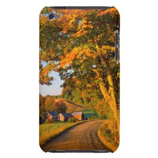 米国、ヴァーモント、南Woodstock Case-Mate iPod Touch ケース